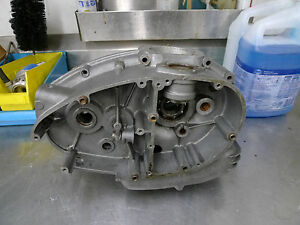 DUCATI 250 SCR ENGINE CASES