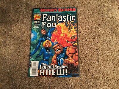 Fanastic Four Heroes Reborn #1 1998