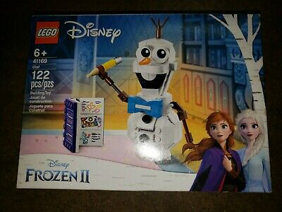 Lego Disney Frozen 2 OLAF Building Toy 122 Pcs 41169