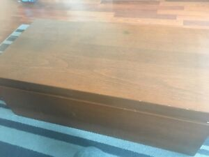 Coffee table/ storage chest