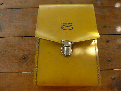 Vintage Sperry Snap 6 Usa Wiggie Style Snap Around Clamp-on Volt-ohm Ammeter