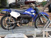 Yamaha RT100 2 stroke off road dirt bike Fremantle Fremantle Area Preview