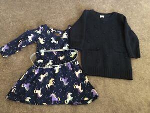 f8914bad2c82 Girls size 1 winter dresses