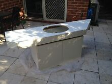 Bathroom vanity & bench top with sink hole Leederville Vincent Area Preview