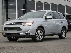 2014 Mitsubishi Outlander ES ES AWC | Heated Seats | Bluetoot...
