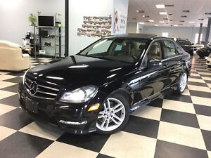2014 Mercedes-Benz C-Class FULLY LOADED#100% APPROVAL GURANTE...