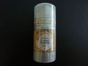 Revlon Custom Creations Foundation- LIGHT #020 - Brand New / Sealed
