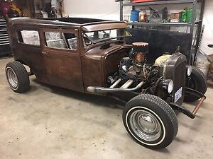 Rat rod   1930 Hudson Essex.