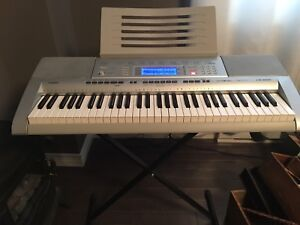 Casio CTK 4000 keyboard with stand SOLD