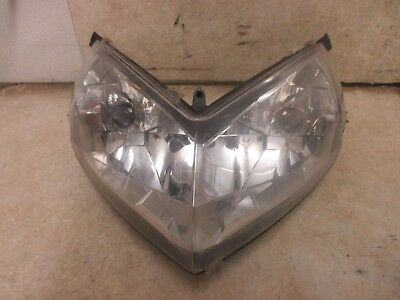 14 POLARIS RMK PRO 800 HEADLIGHT HEAD LIGHT LAMP STOCK ASSAULT OEM 9917