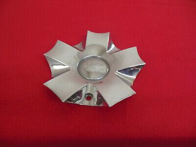 ALUMINUM PLATINUM  CENTER CAP # 61542295F1  89-9295C CHROME WHEELS CENTER CAP
