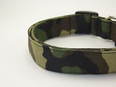 Camo Camouflage Dog & Cat Collars & Martingales & Leashes Camouflage Dog Collar Collars