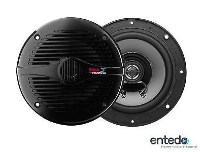 2 BOSS AUDIO MR60B Lautsprecher Speaker Boxen Auto Car Hifi Set Marine Boot NEU Boss Audio Boss Marine