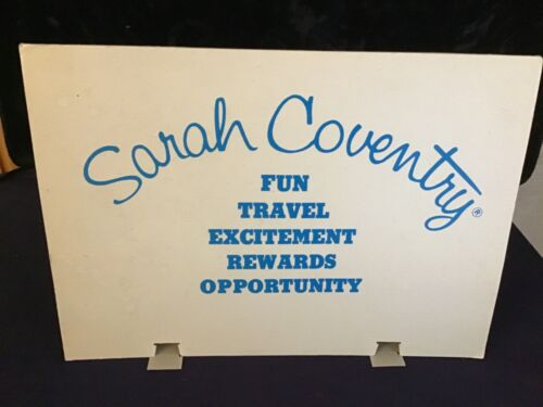 Sarah Coventry Party Sales Prop
