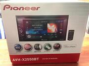 Pioneer AVH-X2550BT with Bluetooth & Navigation Adelaide CBD Adelaide City Preview