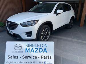 2016 Mazda CX-5 GT (4x4) Singleton Singleton Area Preview