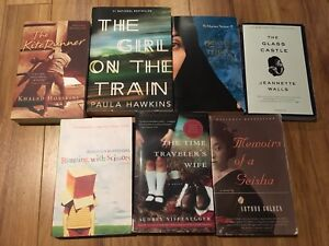 A collection of 7 great books