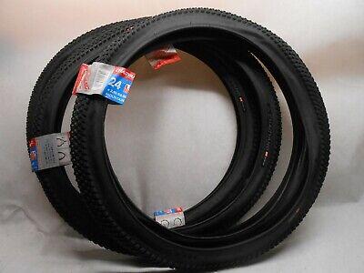 Fit FAF 20x2.25 Tire Black w// Teal Sidewall BMX 110psi