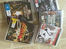 PS3 250GB console with 5 games Newcastle East Newcastle Area Preview