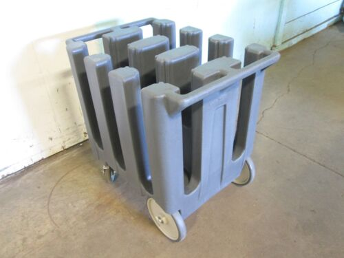 """""""CAMBRO DC700"""" H.D. COMMERCIAL  PLATE HOLDER/DISPENSER/CARRIER POLY CART/CADDY"""