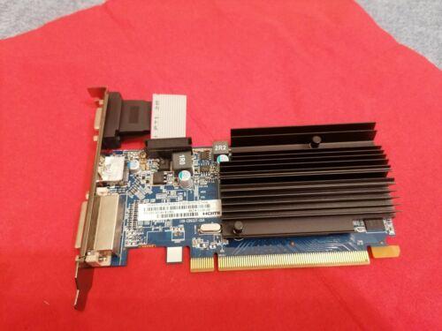 Grafikkarte Sapphire 11190-02/ HD6450-AMD, 1GB DDR3- DVI, HDMI, VGA