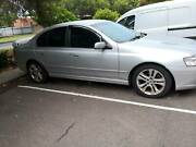 2006 Ford Falcon Sedan Hamilton South Newcastle Area Preview