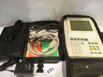 Agilent Hp 3560a Handheld Dynamic Signal Spectrum Vibration Acoustic Analyzer
