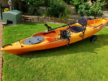 Tarpon 120 wilderness systems kayak