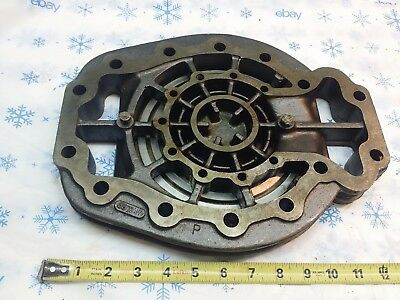 High Pressure Compressor Part Worthington 1st Stage Valve Plate 38721w