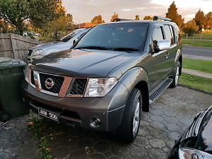 2008 nissan pathfinder Dallas Hume Area Preview