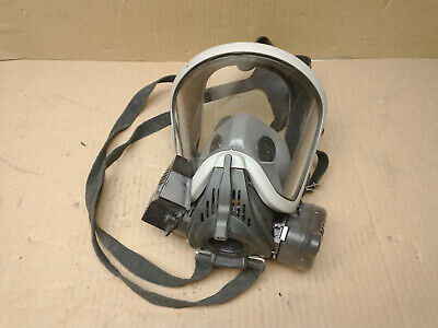 Msa Ultra Elite Positive Pressure Full Face Mask Respirator Medium