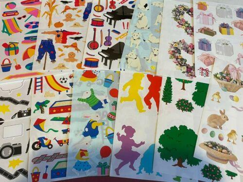 Mrs. Grossmans Giant Stickers | U CHOOSE | VINTAGE | RETIRED | 58 options