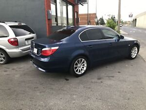 Bmw E60 530i in very good condition