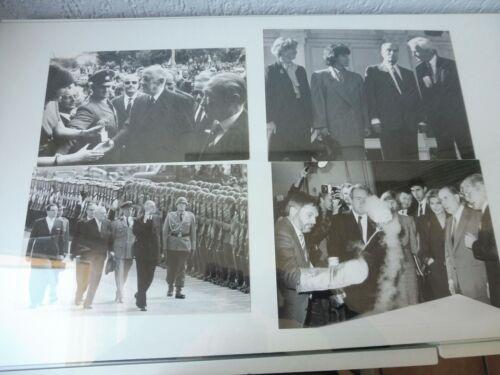 4+Pressefotos+%3A+Staatsbesuche+de+Gaulle+60ger+u.+Mitterrand+80ger%2C+origi.+Abz%C3%BCge
