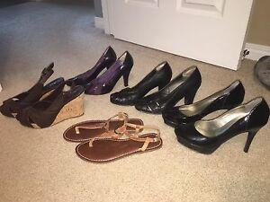 Women's Shoes - Size 8-8.5