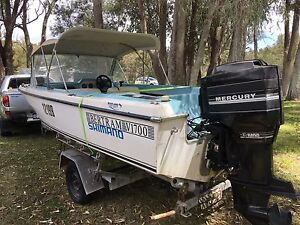 Bertram with 150hp outboard Baldivis Rockingham Area Preview