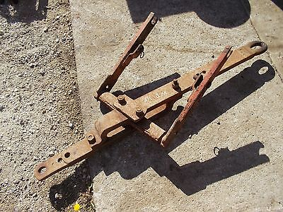 Allis Chalmers Wd Wd45 45 Tractor Ac Orgl Snap Coupler Drawbar Draw Bar Assembly