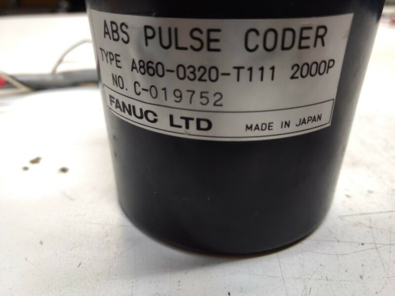 Fanuc A860-0320-T111 Pulse Coder