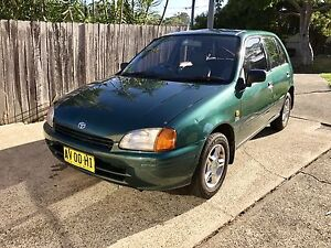 Toyota Starlet North Narrabeen Pittwater Area Preview