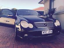 Mercedes-Benz 2003 C200 kompressor Coupe Altona Hobsons Bay Area Preview