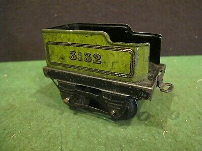 PREWAR 4 wheel 3132 TRAIN CAR O SCALE~ HORNBY ~