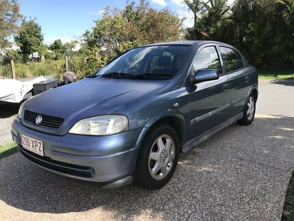 HOLDEN ASTRA AUTO-2001-REGO-RWC-4 CYL-AIRCON-AIRBAGS-CHEAP