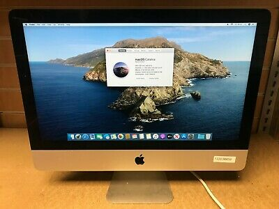 "Apple iMac Core i5 2.7GHz 21.5"" Late 2012 8GB RAM 1TB HDD"