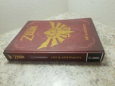 The Legend Of Zelda Art & Artifacts Book Dark Horse
