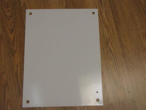 Hoffman A20P16 White Panel 17x13