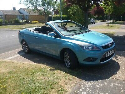 Ford Focus CC 2.0 Automatic