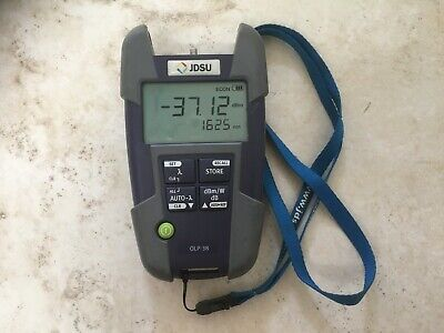 Jdsuolp-38 230203 Optical Power Meter Higher Power 26dbm