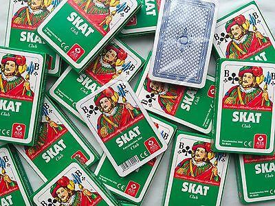Ab 0,99 € je Spiel - Skat Französisches Bild Skatkarten Karten Spielkarten ASS