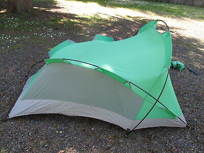 Older The North Face Tent - 1 or 2 person  with easton poles, bullfrog?