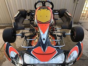 Go Kart CRG LH2 Rockingham Rockingham Area Preview